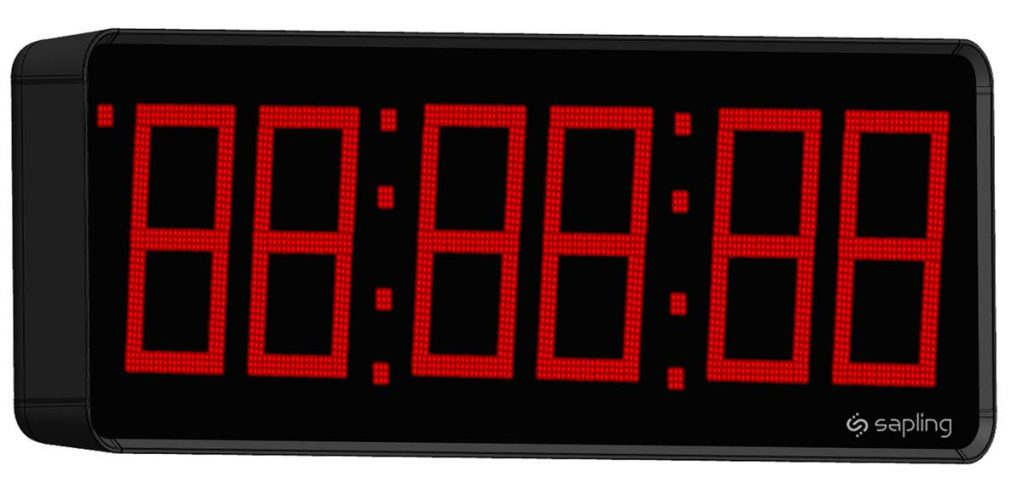Digital IP Clocks | IP Digital PoE Clocks | Digital Clocks