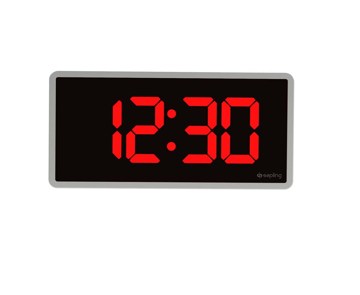Pick A Wired Clock