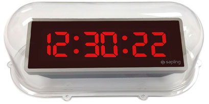 Sapling-Clear-Protective-Clock-Cover-For-Digital-Clocks-M