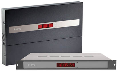 Sapling-SMA-2000-Wall-and-Rack-Mount-Master-Clocks-M